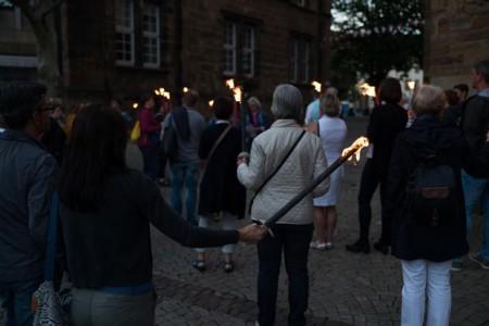 Mehr über die Hexenverfolgung kann man am 18.08.2021 in Minden lernen. Foto: ©Stadt Minden