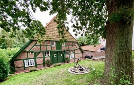 Das Brakel Fischerhaus wurde 1731 erbaut.