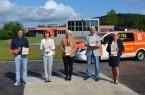 Foto zur Spendenübergabe an den Förderverein No (1)