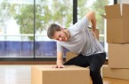 Muskel- und Skeletterkrankungen verursachten im vergangenen Jahr 22,1 Prozent aller Fehltage bei den AOK versicherten Arbeitnehmern in Bielefeld. Foto: AOK/hfr.