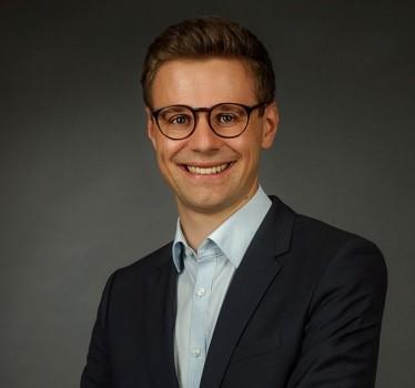 Jonas Leineweber, wissenschaftlicher Mitarbeiter der Universität Paderborn. Foto: ©Kirsten Hötger