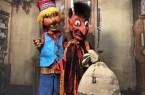 Kasper und Teufel im Theater in Büren, Foto: ©Robert Husemann