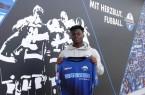 Kelvin Ofori kommt von Fortuna Düsseldorf .Foto: