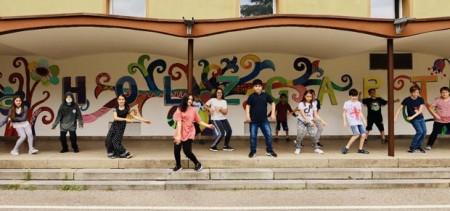 Gefördert werden Projekte für Kinder und Jugendliche. Foto: ©Levin Jaensch/TanzPartner e.V.