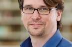 """Dipl. Wirt.-Inf. Daniel Röwenstrunk verantwortet gemeinsam mit der Universität Köln den Aufgabenbereich """"Research Tools and Data Services"""". Foto: ©Universität Paderborn"""