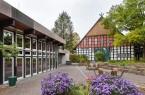 Das LWL-Bildungszentrum Jugendhof Vlotho ist Wahrzeichen für die außerschulische Bildung in Westfalen. Foto: Grugerio, Wikimedia