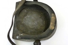Pferde-Moorholzschuh aus dem Mindener Museum. © Mindener Museum