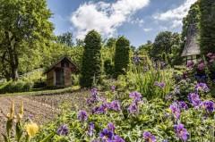 """Das Gewinnerfoto """"Historischer Bauerngarten"""" von Walter Nitsche aus Paderborn entstand im LWL-Freilichtmuseum Detmold. Foto: ©Nitsche"""