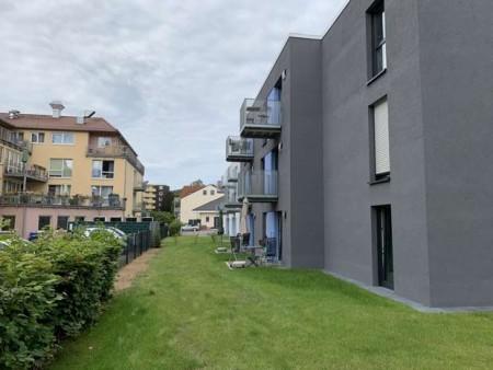 Das neue Wohnhaus in Bad Driburg bietet Menschen mit Behinderung die Möglichkeit, selbstständig in einer eigenen Wohnung zu leben. Foto: LWL/Schuster