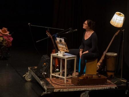 Karin Scheithauer. Foto: Jürgen Riedel