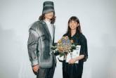 "Aylin Tomta erhielt den Neo.Fashion Award 2021 in der Kategorie ""Best Craftmanship"" (Foto: Robert Schlesinger / Getty Images)."