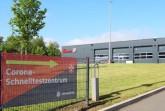 Im Corona-Schnelltestzentrum der Johanniter in Blomberg gelten ab 1. Oktober 2021 neue Öffnungszeiten. Foto: Johanniter Lippe-Höxter