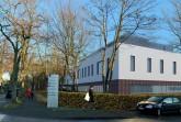 Außenansicht des geplanten Neubaus am Klinikum Gütersloh..Foto: Stadt Gütersloh