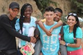 Bertelsmann ermöglicht jungen Erwachsenen aus SOS-Kinderdörfern digitale Bildung.Foto: © SOS-Kinderdörfer, Fotografin: Giti Carli Moen