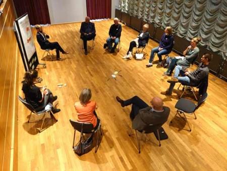 Arbeitsgruppen der Stadtverwaltung Detmold