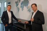 FASTEC GmbH setzt auf konsequente Personalentwicklung. Vertriebs- und Marketingleiter Lars Knitter (links) und Geschäftsführer Christian Reusch (rechts im Bild).