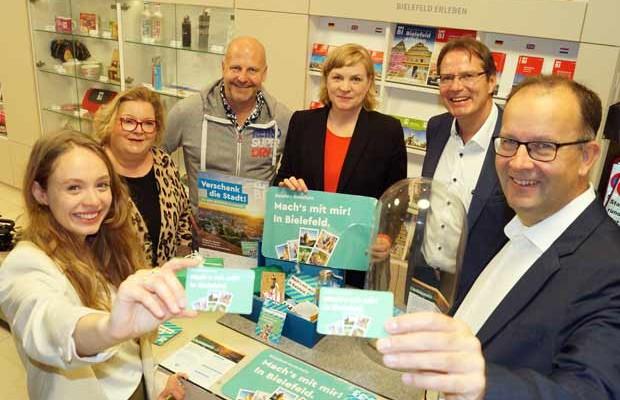 Bielefeld-Gutschein - Bild: Bielefeld Marketing