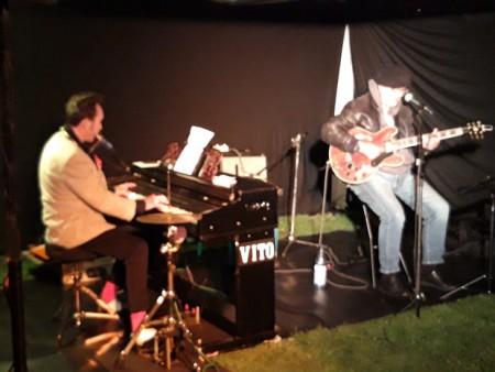Wieder möglich, Live-Musik im Vlothoer Hafen. Foto: Stadt Vlotho.